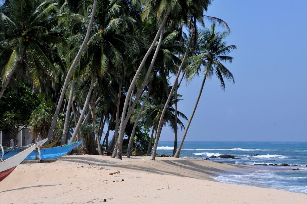 новый год на пляже куда поехать