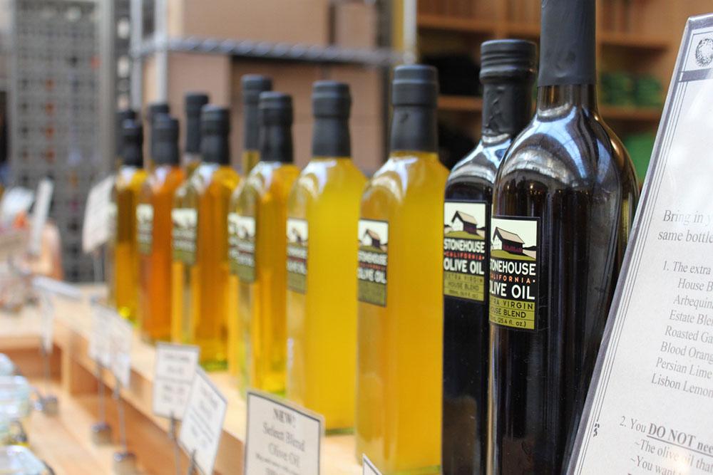 оливковое масло крит