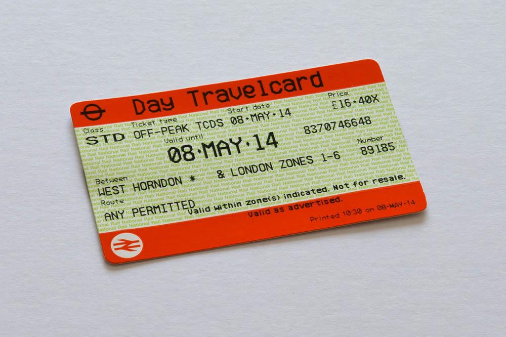 билет поезд