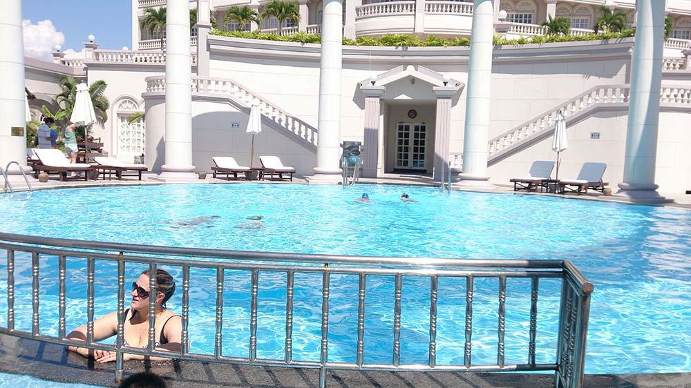турция отель бассейн