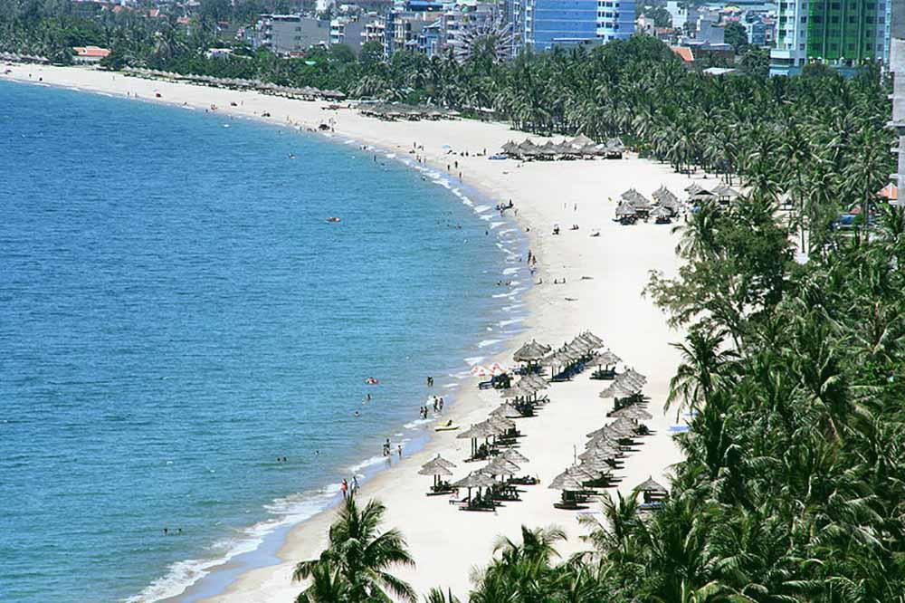 вьетнам нячанг пляж