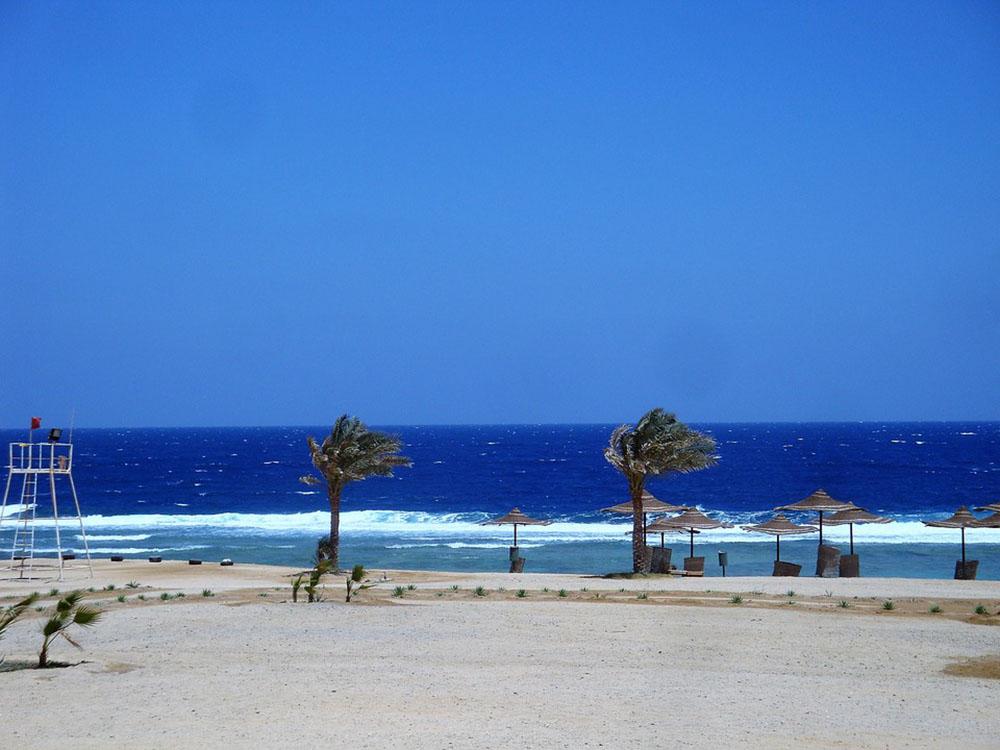 египет пляж