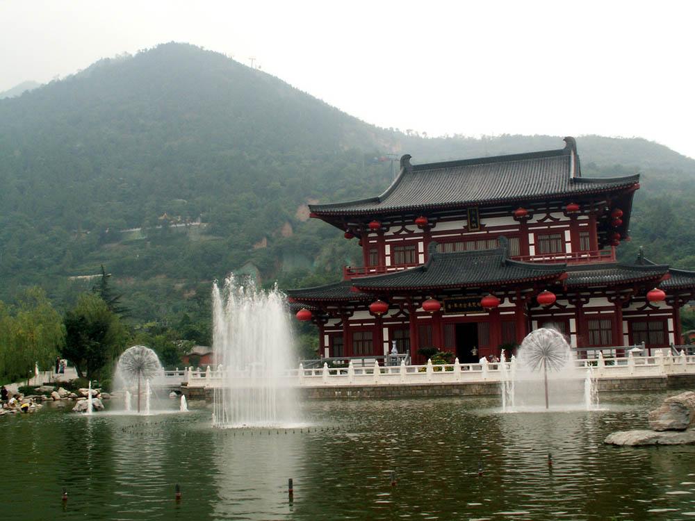 китай императорский зимний дворец