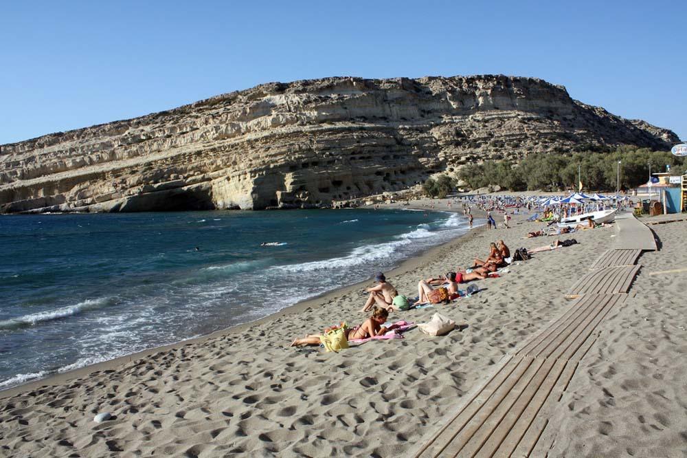 Пляж Итанос, Крит - Агентство отдыха на Крите, Греция - Ираклион Ру | 666x1000