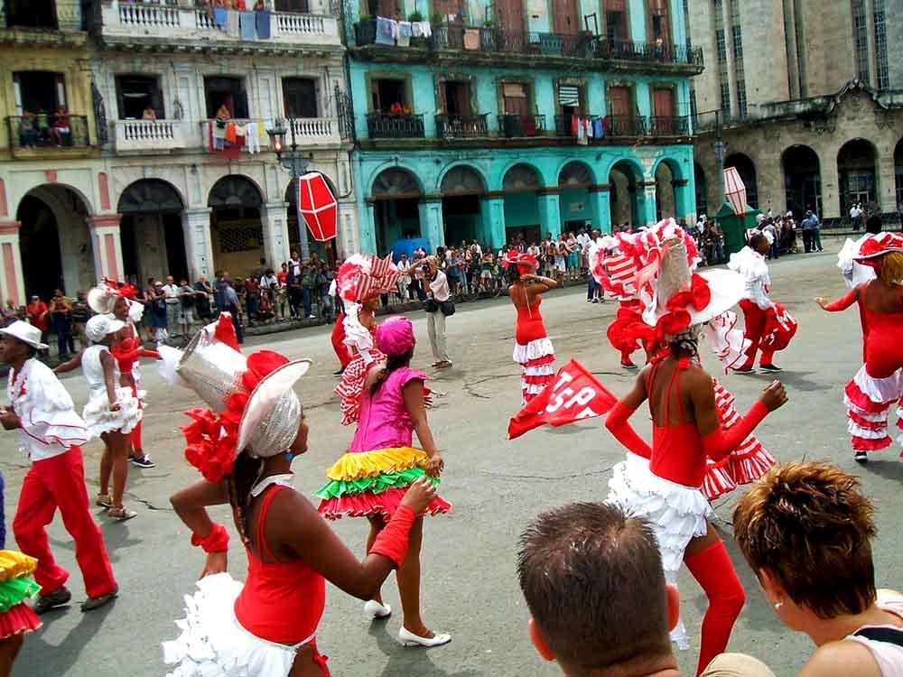 снялся всех кубинский карнавал фото если